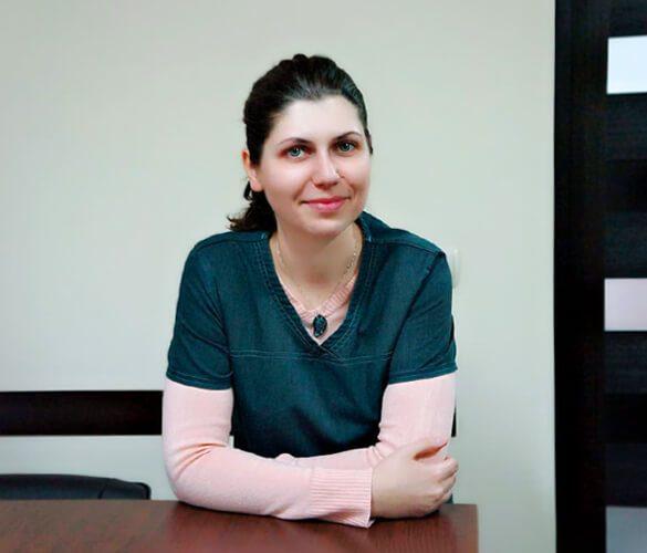 Dr. Gergana Nikolaeva